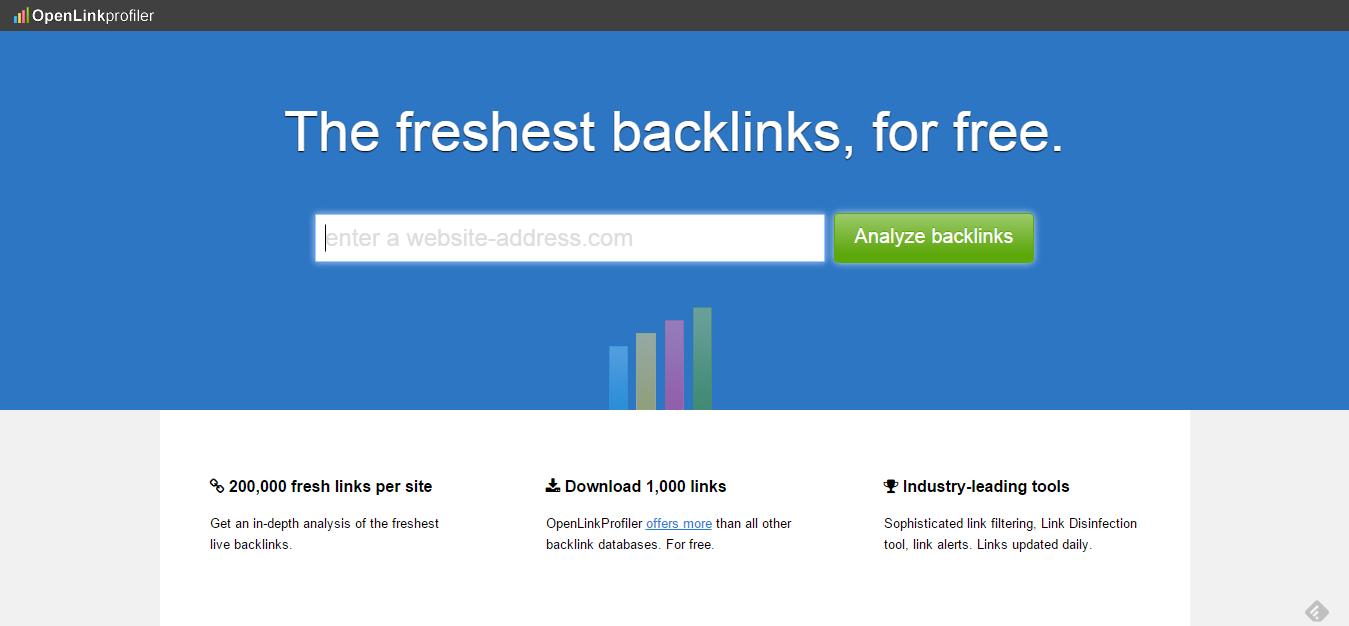 Open Link Profiler