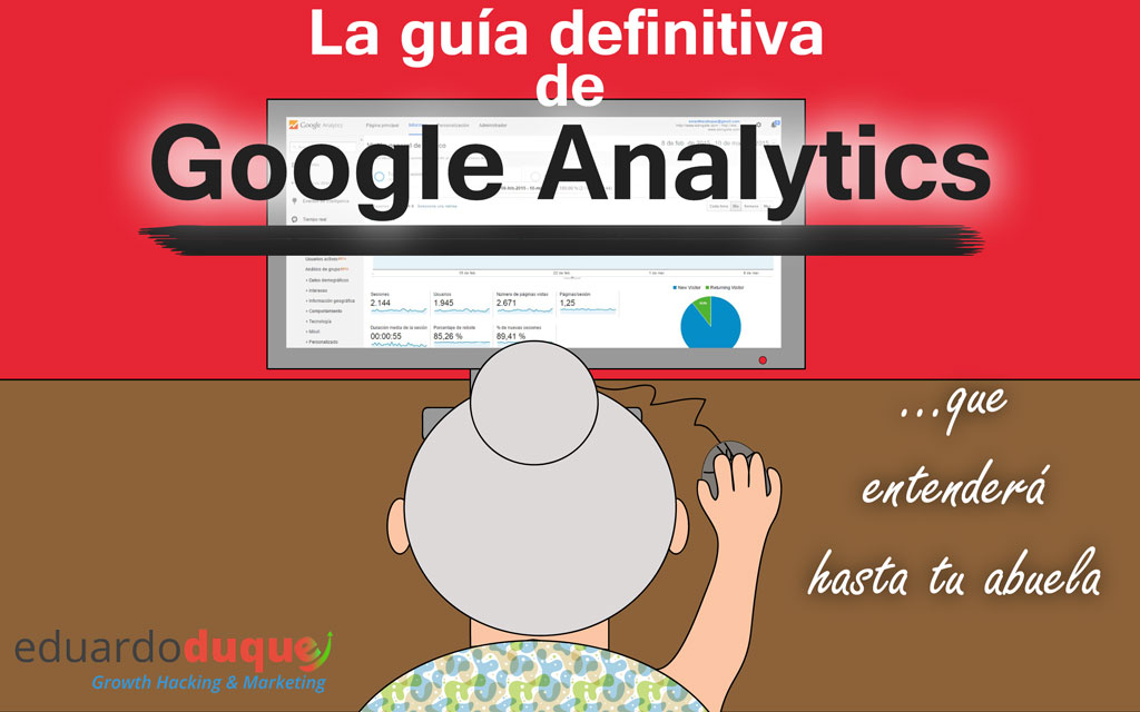 Guía Google Analytics