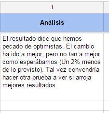 analsisis