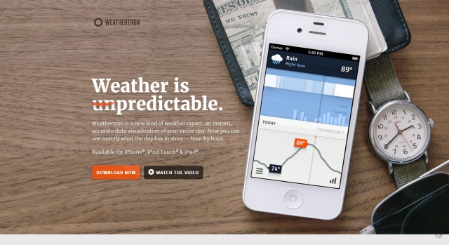 weathertron