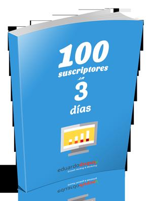 100 suscriptores
