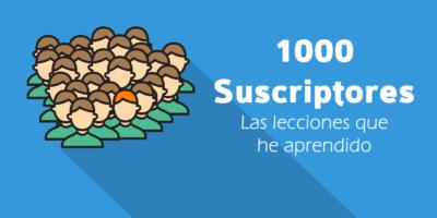 1000-suscriptores